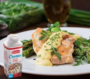 ¡FELICITACIONES!  Tu plato ya está listo para comer.